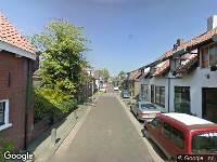 112 melding Ambulance naar Oranjestraat in Alblasserdam