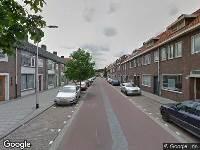 Ambulance naar Trouwlaan in Tilburg