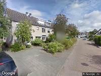 112 melding Ambulance naar Boezemvliet in Maasdam
