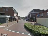 112 melding Ambulance naar Postelstraat in Someren
