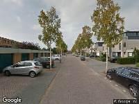 Ambulance naar Oosterbeekstraat in Tilburg