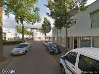 112 melding Ambulance naar Van Hessen-Kasselstraat in Tilburg