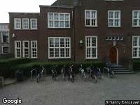 112 melding Ambulance naar Stadserf in Breda