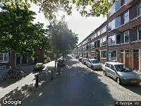 112 melding Ambulance naar Marconistraat in Schiedam