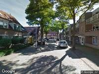 112 melding Ambulance naar Flemingstraat in Tilburg