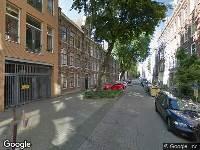 112 melding Ambulance naar Van Oldenbarneveldtstraat in Amsterdam