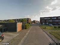 112 melding Ambulance naar Schipluidenlaan in Tilburg