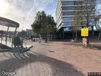 112 melding Ambulance naar Stationsplein in Schiedam