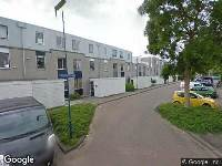 112 melding Ambulance naar Marineblauw in Zoetermeer