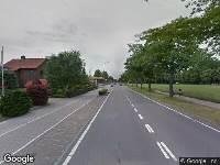 Ambulance naar Van Zuijlen van Nieveltlaan in Barneveld