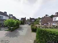 112 melding Ambulance naar Meidoornerf in 's-Gravendeel