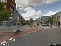 112 melding Besteld ambulance vervoer naar Postjesweg in Amsterdam