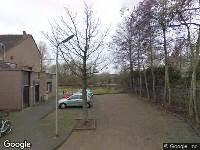 Brandweer naar Christiaan Kerkhofstraat in Leeuwarden