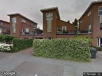 112 melding Ambulance naar Bachlaan in Oud-Beijerland