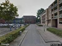 112 melding Besteld ambulance vervoer naar Beyerd in Breda