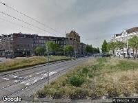 112 melding Ambulance naar Hugo de Grootplein in Amsterdam