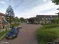 Ambulance naar Van Renesselaan in Barneveld