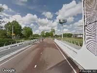 112 melding Brandweer naar De passage in Amsterdam vanwege brand
