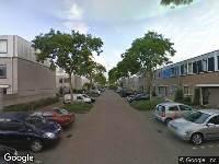 112 melding Ambulance naar Hemelsblauw in Zoetermeer