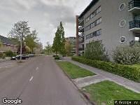112 melding Ambulance naar Juweellaan in Zoetermeer
