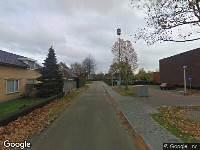 112 melding Ambulance naar Brinkweg in Someren