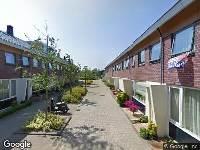 Ambulance naar P.C.Boutensstraat in Alkmaar