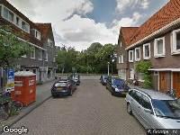 112 melding Traumahelikopter naar Buys Ballotstraat in Amsterdam