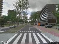 112 melding Brandweer naar Van Aalstlaan in Zoetermeer vanwege een liftopsluiting
