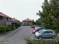 112 melding Ambulance naar Ds. Allendorpstraat in Ridderkerk