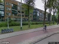 112 melding Ambulance naar Middenweg in Amsterdam
