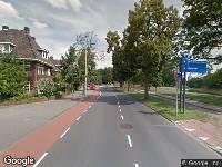 112 melding Ambulance naar Hekellaan in 's-Hertogenbosch