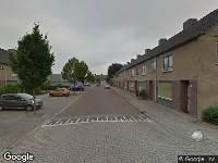 112 melding Ambulance naar Lingestraat in 's-Hertogenbosch