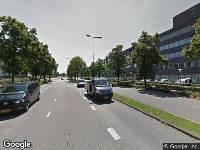 Brandweer naar Doornboslaan in Breda