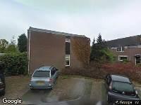 112 melding Ambulance naar Lemsterlandhoeve in Vlaardingen