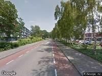 112 melding Ambulance naar Dillenburgsingel in Vlaardingen