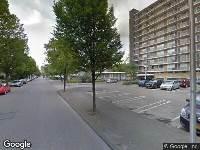 112 melding Brandweer naar Livingstonelaan in Utrecht