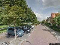 112 melding Traumahelikopter naar Verlengde Hoogravenseweg in Utrecht