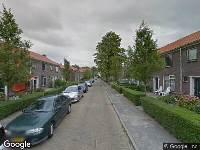 112 melding Ambulance naar Madoerastraat in Vlaardingen