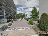 112 melding Besteld ambulance vervoer naar Bleulandweg in Gouda