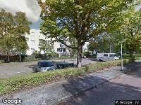 112 melding Ambulance naar Goudenregenstraat in Vlaardingen