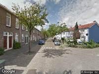 Ambulance naar Billitonstraat in Dordrecht