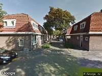 112 melding Ambulance naar Delistraat in Wormerveer
