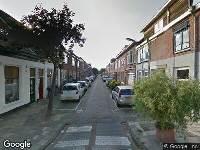 Ambulance naar Oranjestraat in Haarlem