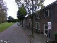 112 melding Brandweer naar Kuiperstraat in Oisterwijk