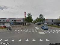 112 melding Ambulance naar Oudeweg in Haarlem vanwege verkeersongeval