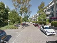 112 melding Politie naar Wageningseberg in Utrecht vanwege aanrijding met letsel