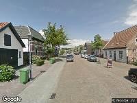 112 melding Ambulance naar Dorpstraat in Ulvenhout