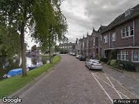112 melding Ambulance naar Nieuwlandersingel in Alkmaar