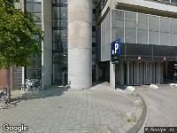 112 melding Brandweer naar Van Bleiswijkstraat in Amsterdam vanwege een liftopsluiting