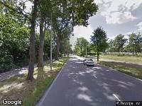 112 melding Politie naar Rozenburglaan in Amsterdam vanwege letsel